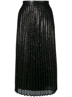 плиссированная юбка Twin-Set