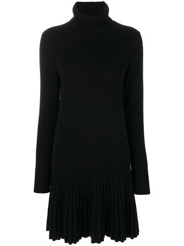 платье в рубчик  Chloé