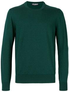 свитер с круглой горловиной Dolce & Gabbana