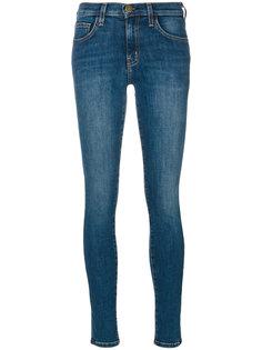 джинсы супер-скинни Current/Elliott