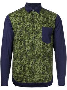 камуфляжная рубашка Comme Des Garçons Vintage