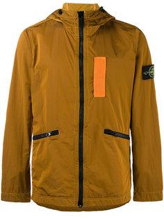 водонепроницаемая куртка с капюшоном Stone Island