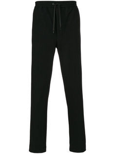 спортивные брюки со шнурком  Ami Alexandre Mattiussi