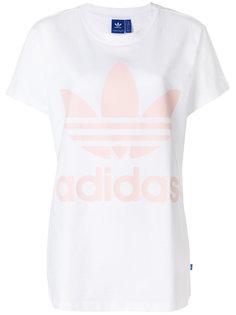 футболка с логотипом Trefoil  Adidas