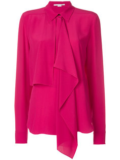 блузка с завязками Stella McCartney
