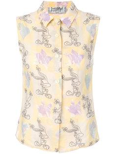 рубашка без рукавов Bugs Bunny Jc De Castelbajac Vintage