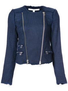 куртка Stevie с бахромой Veronica Beard