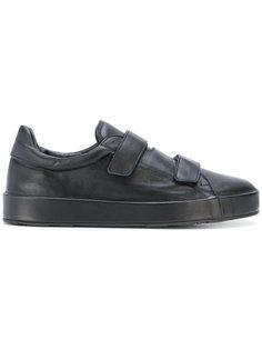 кроссовки на липучках Jil Sander