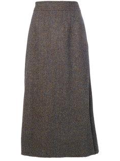твидовая юбка  Maison Margiela