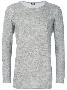 crew neck sweatshirt Diesel