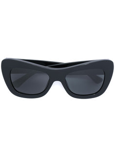 oversized sunglasses Linda Farrow Gallery
