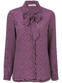 блузка с завязкой на мягкий бант  Philosophy Di Lorenzo Serafini