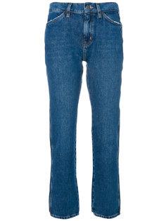 укороченные прямые джинсы  Mih Jeans