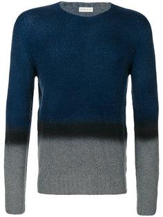 пуловер с контрастной отделкой  Etro