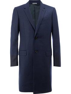 пальто строгого кроя Lanvin