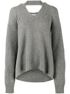 вязаный свитер в рубчик Lisa Rejina Pyo