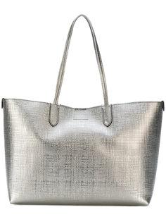 крупная сумка-шопер Alexander McQueen