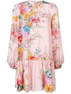 платье с длинными рукавами Nº21