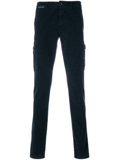 джинсы кроя скинни Eleventy