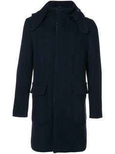 однобортное пальто  Etro
