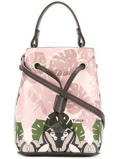 мини сумка-мешок Stacy  Furla