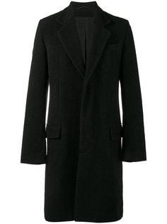 пальто свободного кроя Ann Demeulemeester