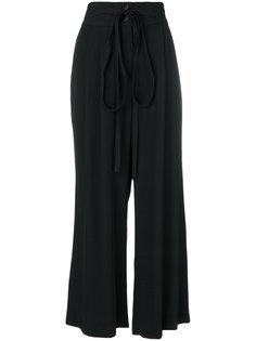 широкие брюки Marc Jacobs