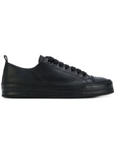 кроссовки на шнуровке Ann Demeulemeester