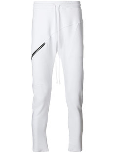 спортивные брюки с карманами на молнии Lost & Found Rooms
