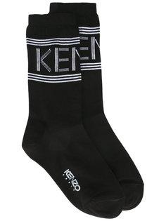 носки с логотипом Kenzo