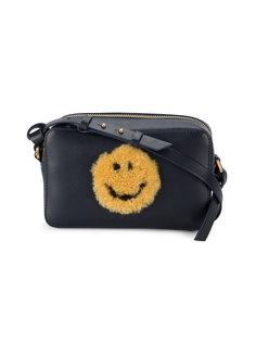 миниатюрная сумка через плечо Smiley Anya Hindmarch