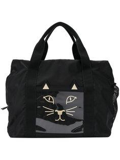 спортивная сумка Cat Charlotte Olympia
