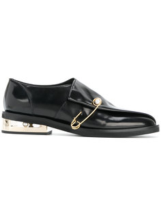 safety pin loafers  Coliac