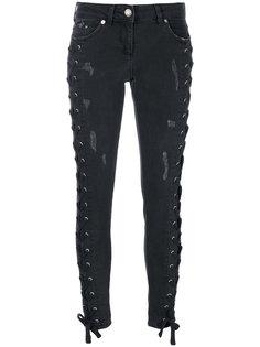 брюки Zayn x Versus со шнуровкой  Versus