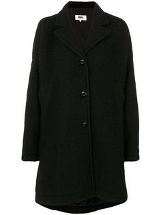 свободное пальто  Mm6 Maison Margiela