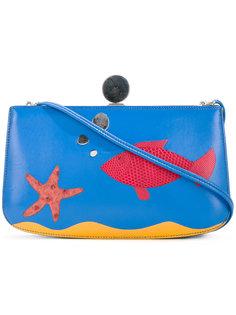 сумка на плечо Sac A Malice Pochette Hermès Vintage