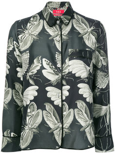 рубашка с принтом насекомых F.R.S For Restless Sleepers