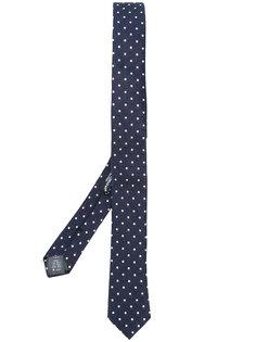галстук в горошек Dolce & Gabbana
