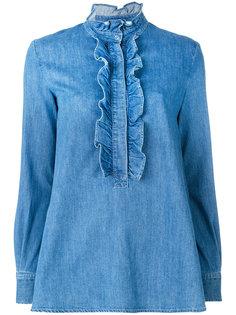 джинсовая блузка Camicia Stella McCartney