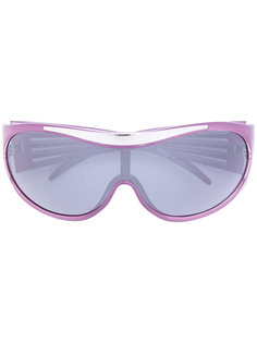 солнцезащитные очки с логотипом  Gianfranco Ferre Vintage