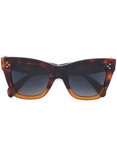 cat eye sunglasses Céline Eyewear