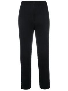 ребристые укороченные брюки Issey Miyake Cauliflower