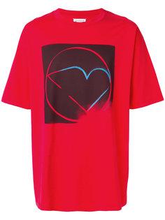 футболка с графическим принтом  Maison Margiela
