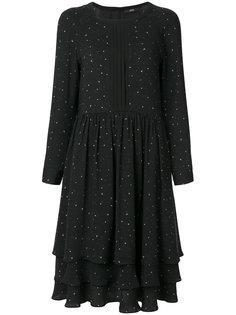 расклешенное платье Steffen Schraut