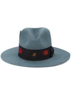 шляпа с игральной картой Kemosabe Nick Fouquet