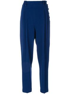укороченные брюки со складками  3.1 Phillip Lim
