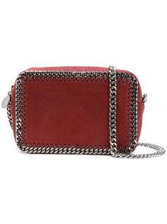 сумка на плечо с серебристой цепочкой  Stella McCartney