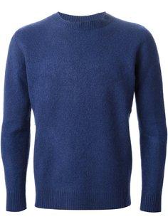 свитер с круглой горловиной The Elder Statesman