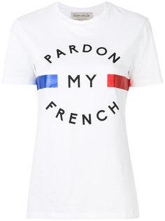 Pardon My French T-shirt Être Cécile