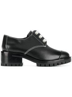 ботинки на молнии с искусственным жемчугом 3.1 Phillip Lim